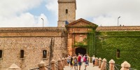 Испания: крепость Монжуик приглашает посетить тюремные камеры