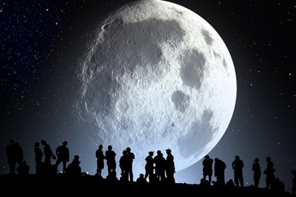 Испания: забег при полной луне в Барселоне 12 января
