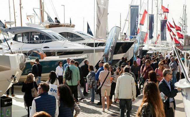 Испания: международная морская выставка