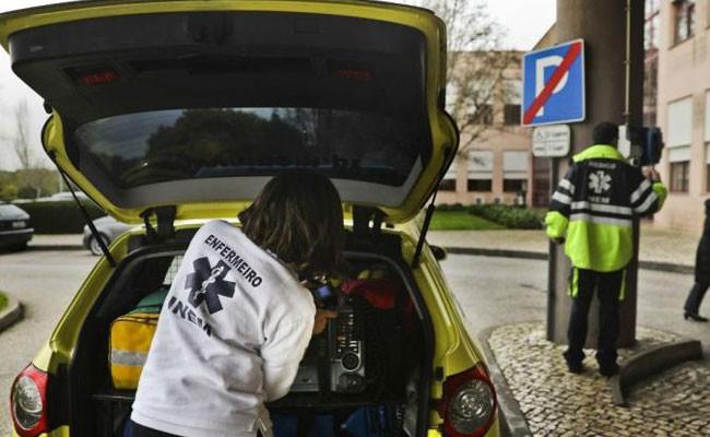 Португалия: умер прямо в школе...