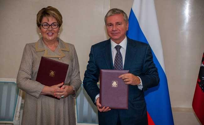Правительство Москвы и Россотрудничество - соглашение о взаимодействии