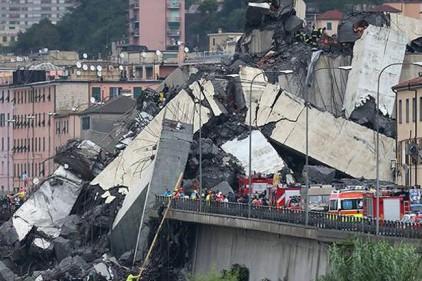 Италия: почему рухнул мост в Генуе