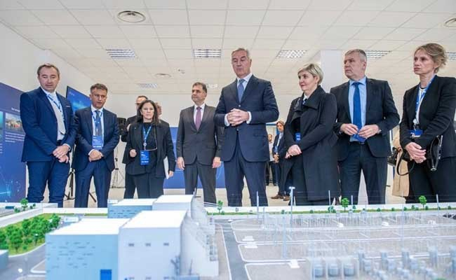 Италию и Черногорию связал 445-километровый энергомост