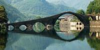 Италия: мост дьявола реставрируют в Тоскане