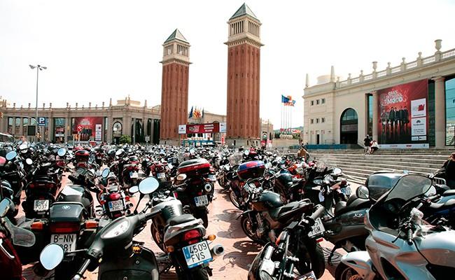 Испания: Салон MOTOh в Барселоне