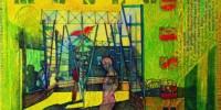 Картины Анны Макарычевой - в Риме
