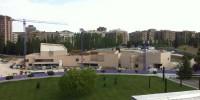 Испания: строительство Музея в Памплоне завершено