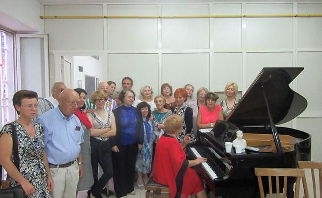 Италия: российские музыковеды - на конгрессе в Неаполе