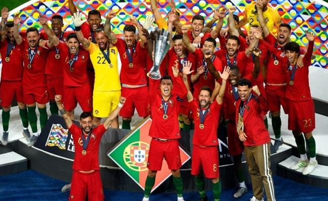 Португалия выиграла Лигу наций
