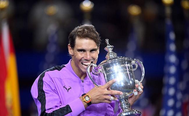 Испания: Надаль выиграл US Open