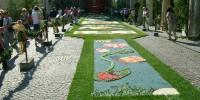 Италия: Ноале приглашает полюбоваться на цветочные ковры