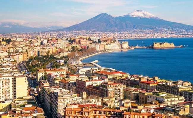 Италия: неаполитанский язык - культурное наследие человечества!