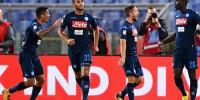«Наполи» победил «Лацио» в матче чемпионата Италии по футболу