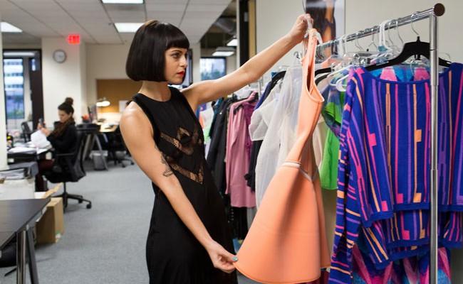 Рекламу одежды свернули из-за нездоровой внешности модели
