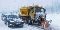 Португалия: на севере страны начался снегопад