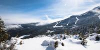 Испания: в каталонских Пиренеях выпал первый снег
