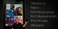 Google представила недорогой 7-дюймовый Android-планшет Nexus 7