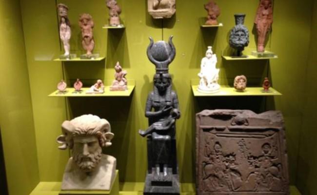 Италия: Нил в Помпеях