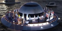 Итальянские конструкторы изобрели дом-НЛО