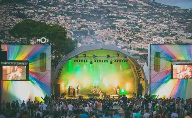 Португалия: NOS Summer Opening в Фуншале
