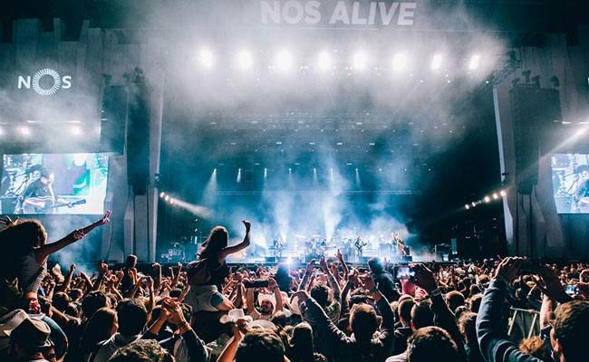 Португалия: NOS Alive! - Оейраш Аливе
