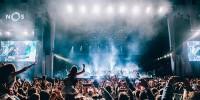 Португалия: фестиваль NOS Alive! в Оэйраше