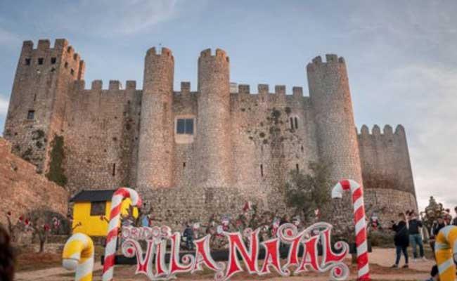 Португалия: Óbidos Vila Natal