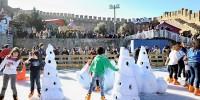 Португалия: рождественская вила Обидуш