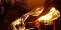 Италия: Международный фестиваль огня начинается на Сицилии