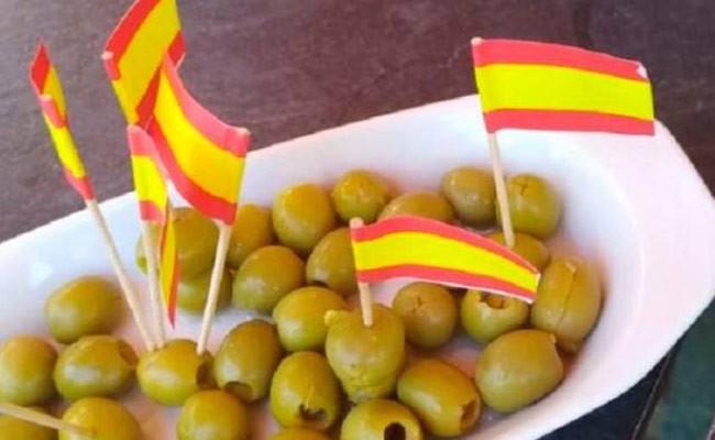 Каталонцы возмущены оформлением блюд в мадридском баре