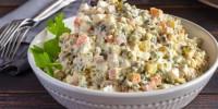 В Испании выбрали лучшего повара салата «Оливье»