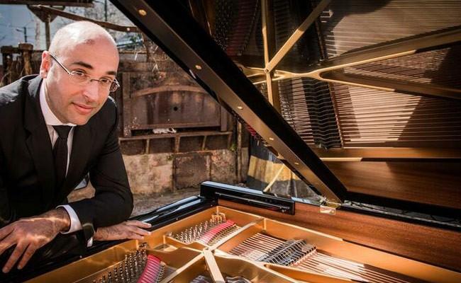 В московской консерватории выступил известный португальский пианист