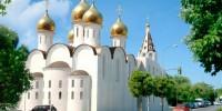 В Мадриде возводят русский православный храм