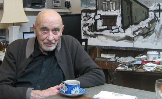 В Италии ушел из жизни художник Оскар Рабин