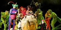Португалия: Cirque du Soleil