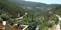 Португальская Пайва: неукротимая река