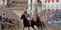 Италия: знаменитые скачки Палио пройдут в Сиене
