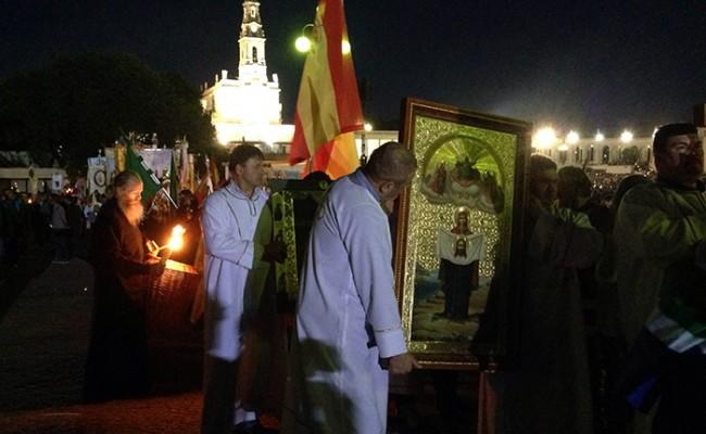 Португалия: православные святыни посетили Фатиму