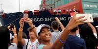 Панамский канал начал работу после девятилетней реконструкции