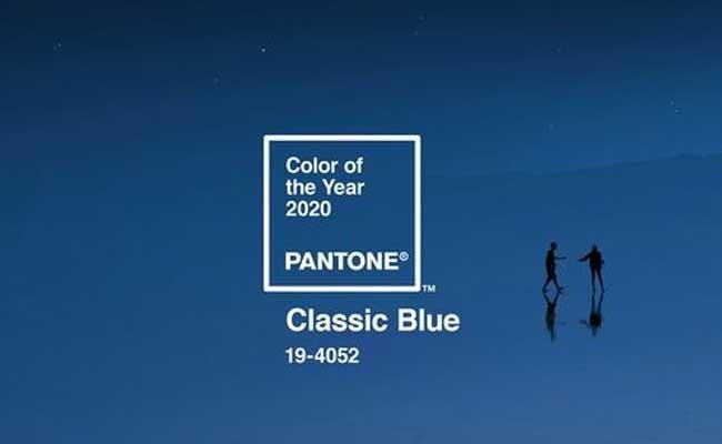 Pantone назвал цвет 2020 года