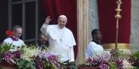 Италия: Папа Римский призвал прекратить «абсурдное насилие»