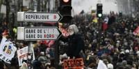 Во Франции акции протеста вылились в беспорядки