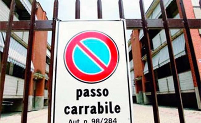 парковка машины у гаража другого владельца грозит тюремным сроком