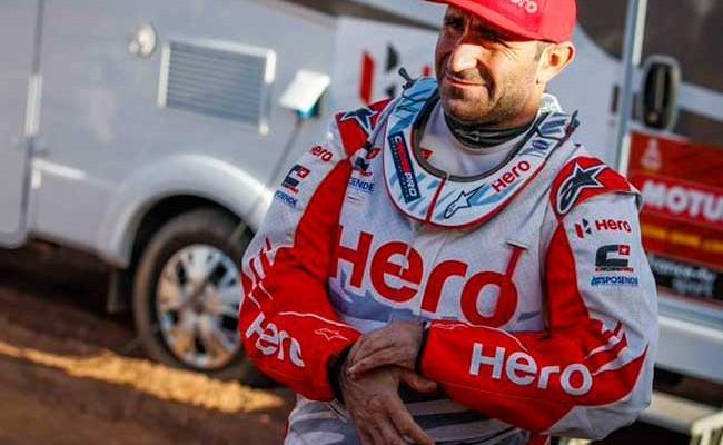 Португальский мотогонщик Гонсалвеш погиб в ралли «Дакар»