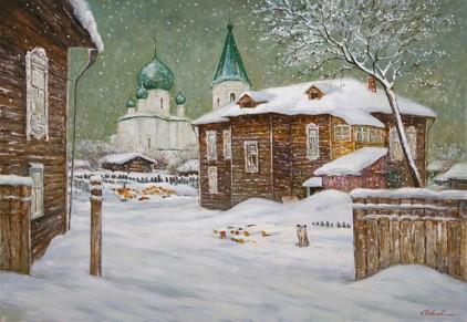 В Лиссабоне пройдет выставка русского художника А.Н. Павлова