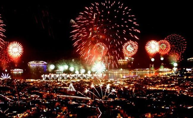 Португалия: как провести Новый год на Мадейре