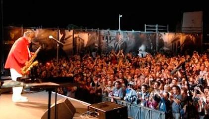 В Перудже проходит джазовый фестиваль