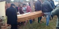 «Мертвец» пришел на собственные похороны