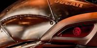 «Дьявольский» мотоцикл Ducati