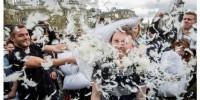 Италия: бой подушками в Неаполе состоится 12 ноября